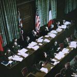 Nuremberg Trial Judges