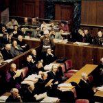 Rossoff at Nuremberg Trial